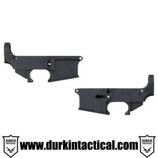 AM-15 80% Lower Receiver - Anodize
