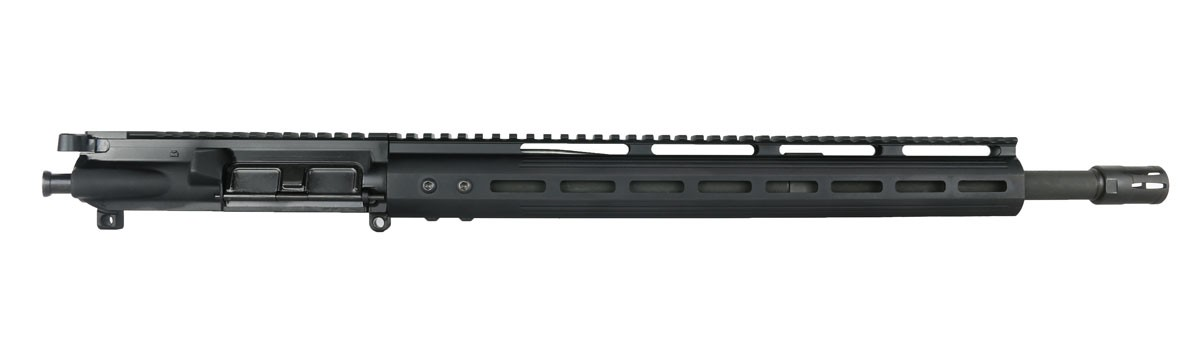 AR 15 Complete Upper Assembly 18 4150 Parkerized Heavy