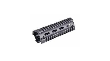 "Trinity Force AR-15 6.5""-7"" Quad Rail Handguard - Black"