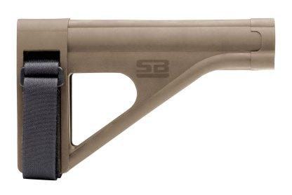 SOB Pistol Stabilizing Brace - FDE