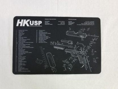 HK USP Pistol Build Mat