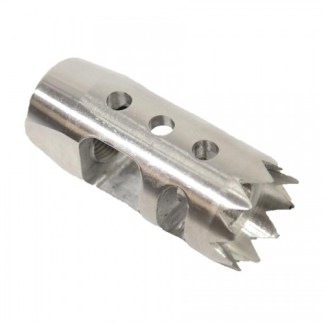 AR-15 Stainless Steel Centurion Flash Hider