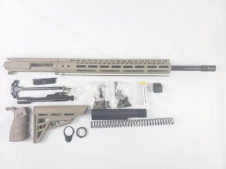 "20"" FDE rifle build kit"