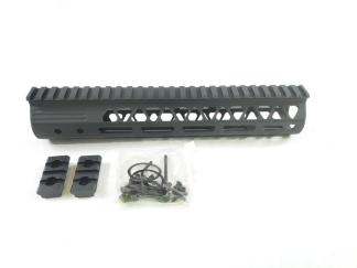 10 Free Float Handguard MLOK- Triangle