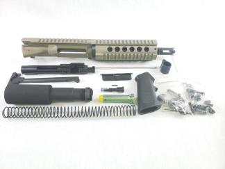 7.5 FDE Quadzilla Kit - 5.56:300 BLACKOUT:7.62X39