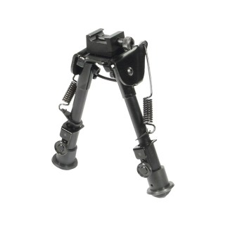 Adjustable Bipod 6- 9 Folding Picatinny Mount