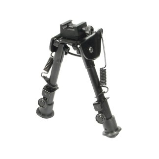 Adjustable Bipod 9- 12 Folding Picatinny Mount