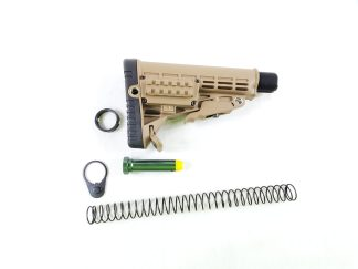 Durkin regulator stock kit FDE Side