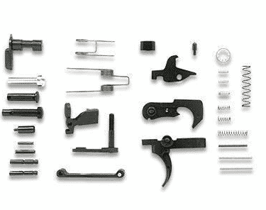 AR .308 COMPLETE LOWER PARTS KIT