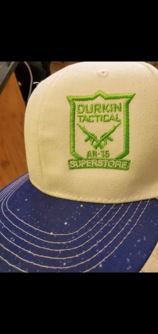 Limited Edition Galaxy Durkin Tactical Hat