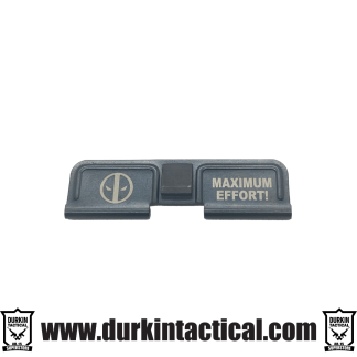 Durkin Tactical Dust Cover | Max Effort