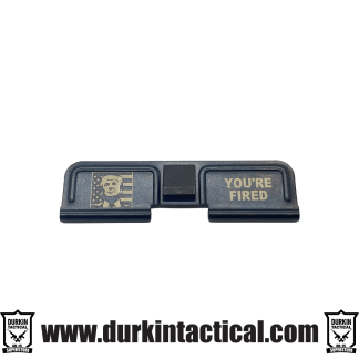 Durkin Tactical Custom Dust Cover | You're Fired - Trump