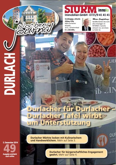 Durlacher Journal KW 49 1