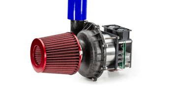 Electric Supercharger   Duryea Technologies