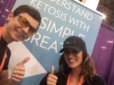 Adriana je pôvodom z Košic a pracuje pre jenu z top firiem pre meranie ketónov v San Diego