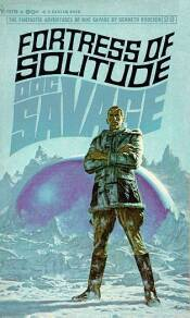 Doc Savage 023 - Fortress of Solitude