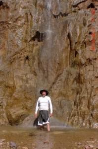 Waterfall Grand Canyon