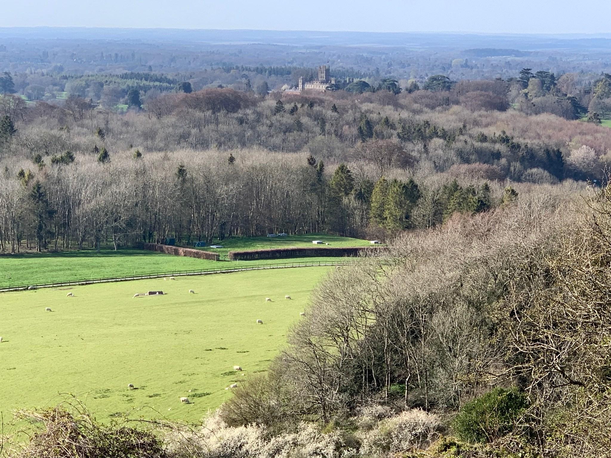 Beacon Hill Highclere Estate