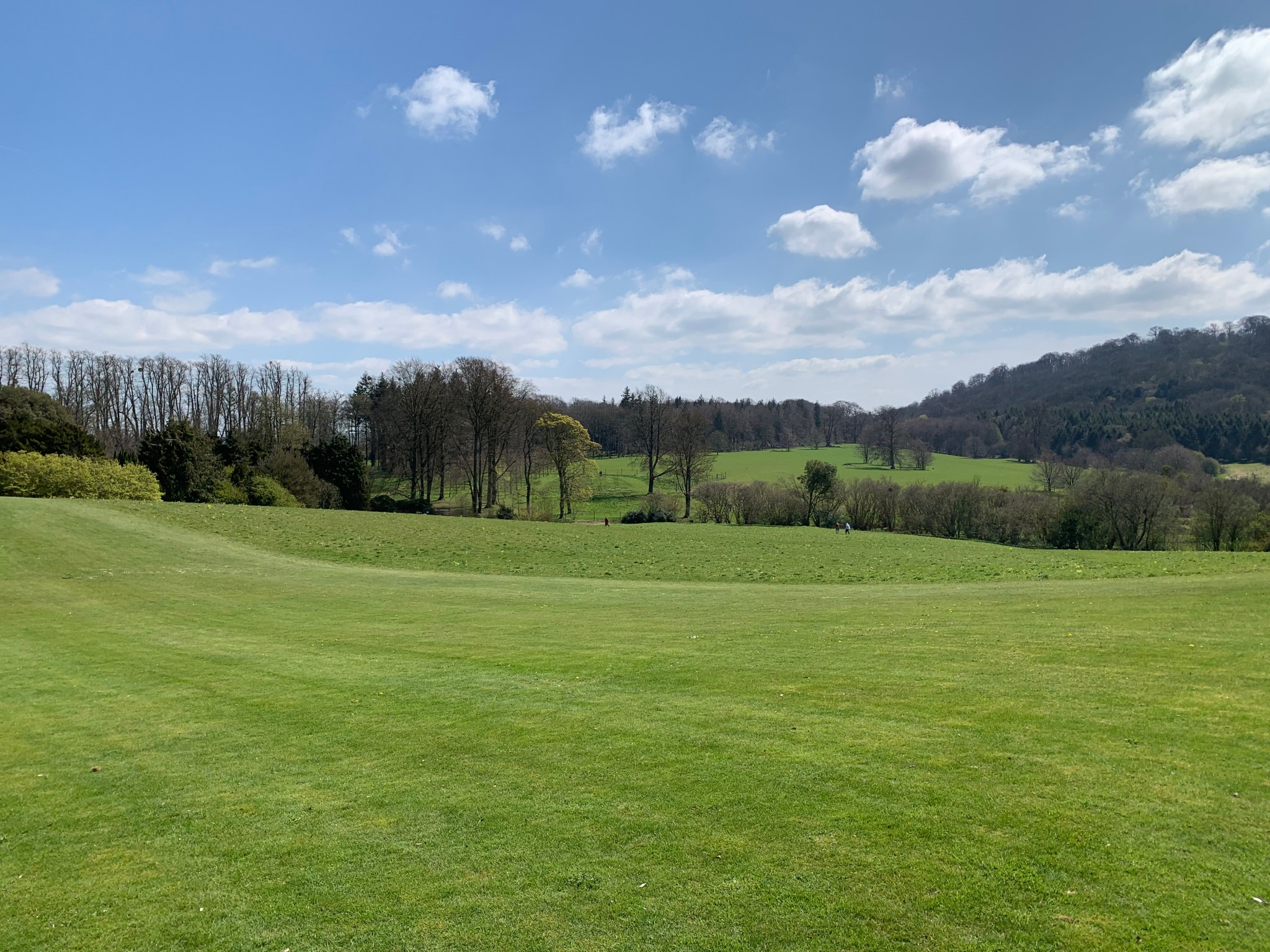 Grounds of Highclere Castle