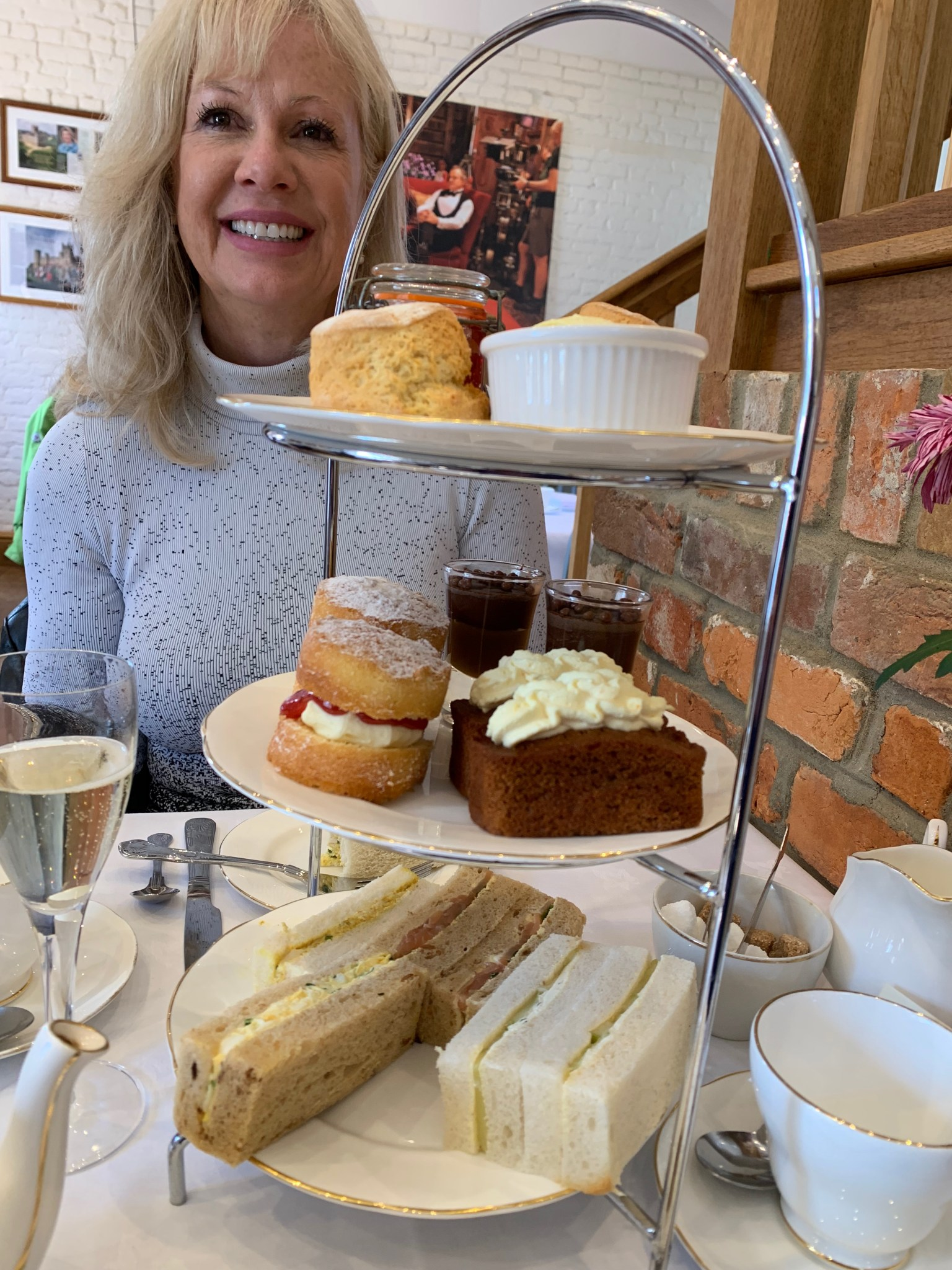 Highclere Afternoon Tea