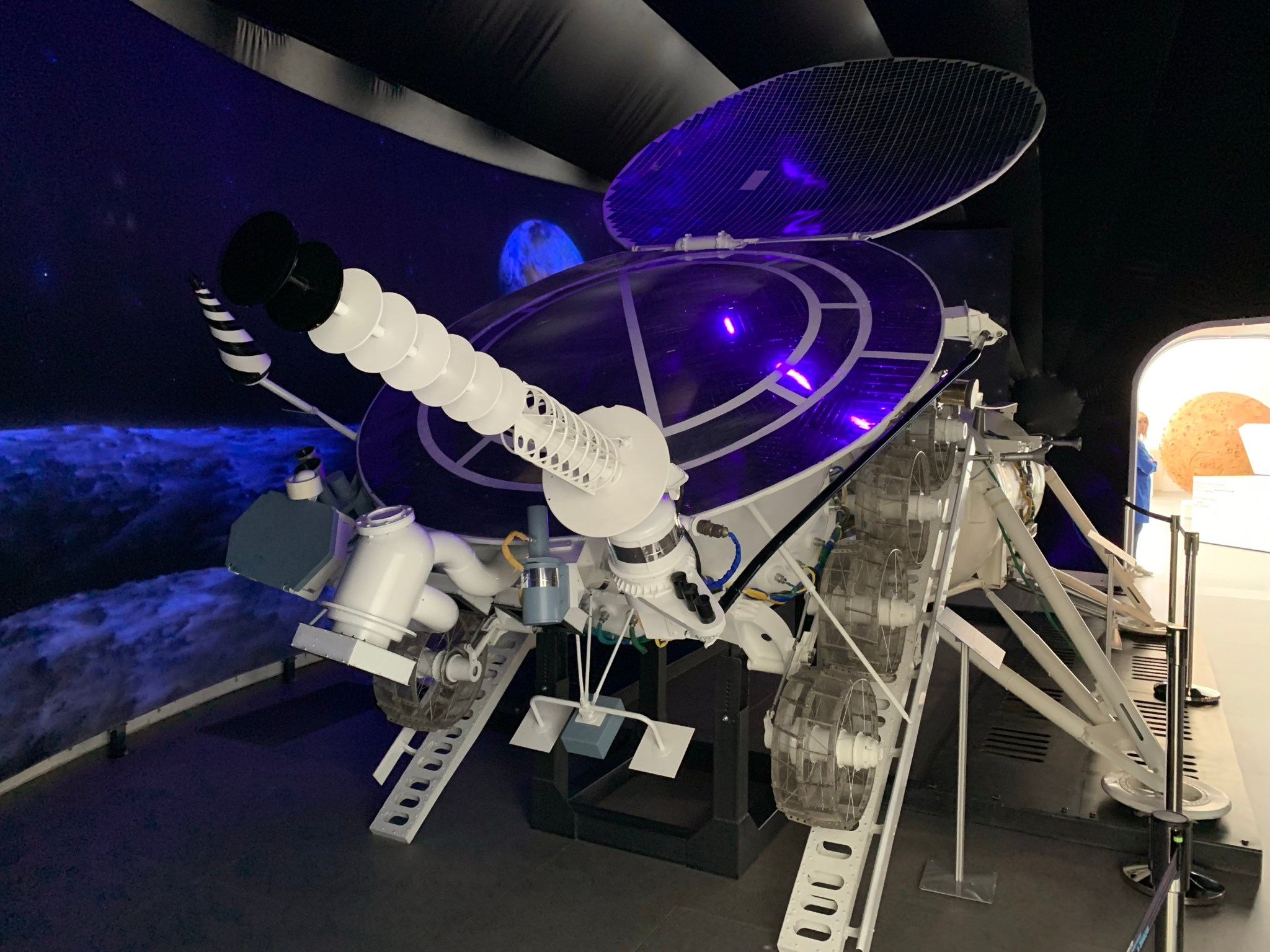 Lunokhod Lunar Rovers