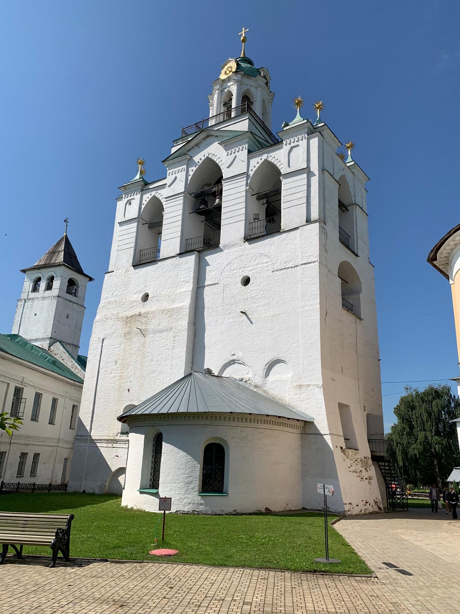 Belfry Yaroslavl