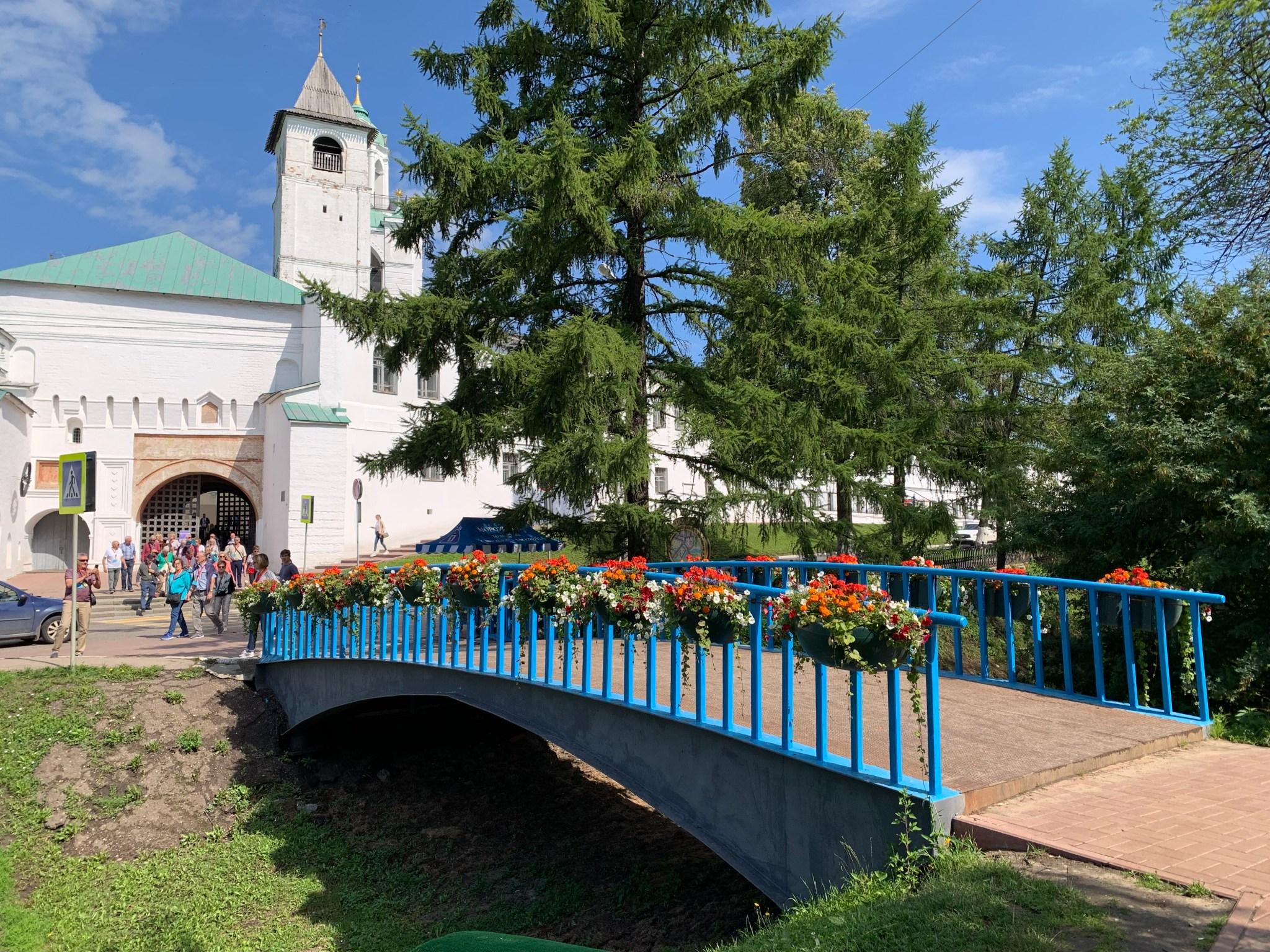 Monastery Yaroslavl