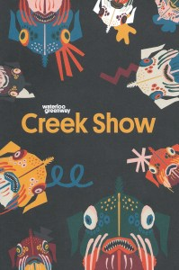 Waterloo Greenway Creek Show program
