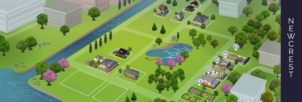 sims 4 block party challenge