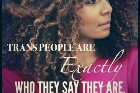 Transgender Equality- Transgender Awareness – End the H8 - A culture and fact post.
