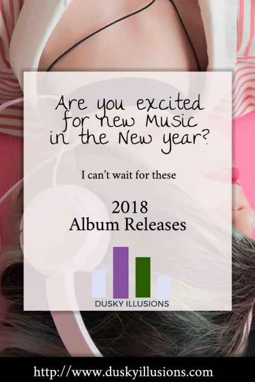 2018 Album Releases