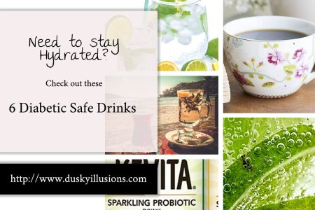 6 Diabetic Safe Drinks