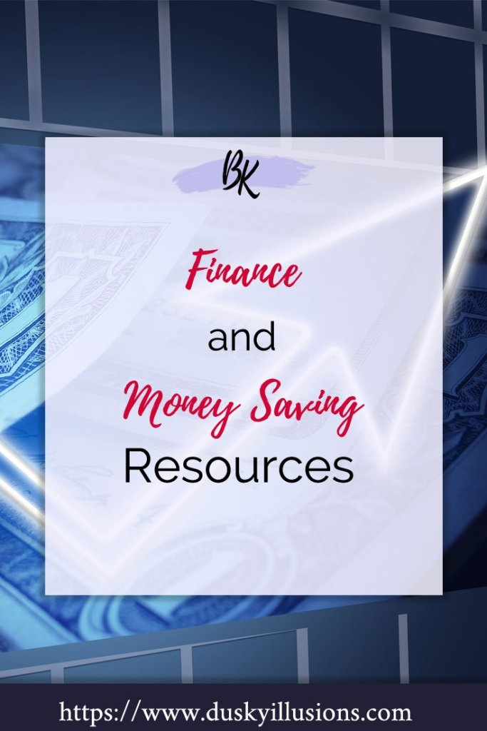 Finance and Money Saving Resources