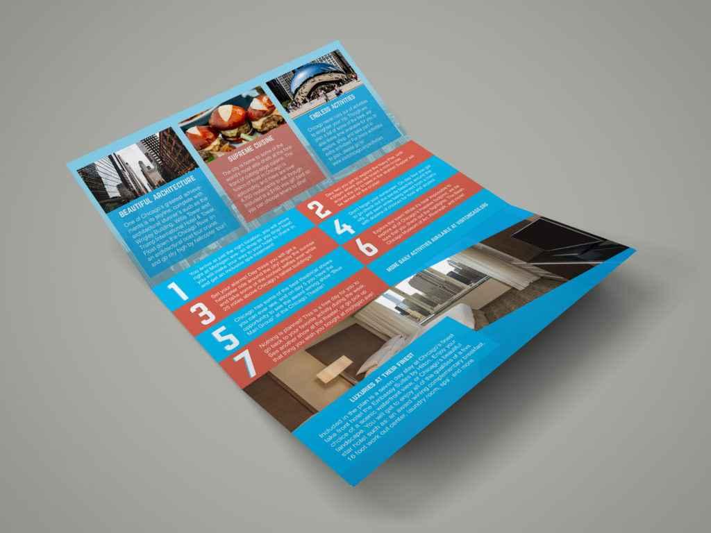 Chicago Travel Brochure