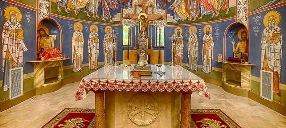 The Consecration of an Altar - Rediscovering Christianity