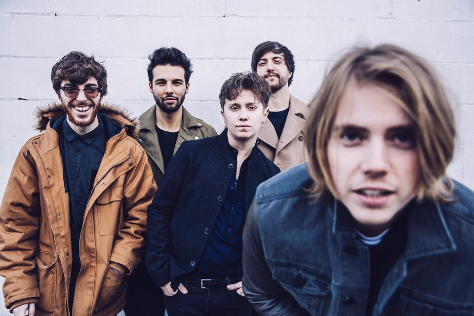Nothing But Thieves releases a new instinctive EP as we like!2 min de lecture