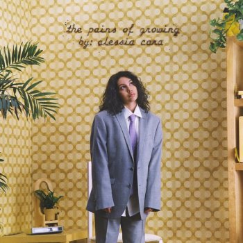 the pains of growing alessia cara album cover