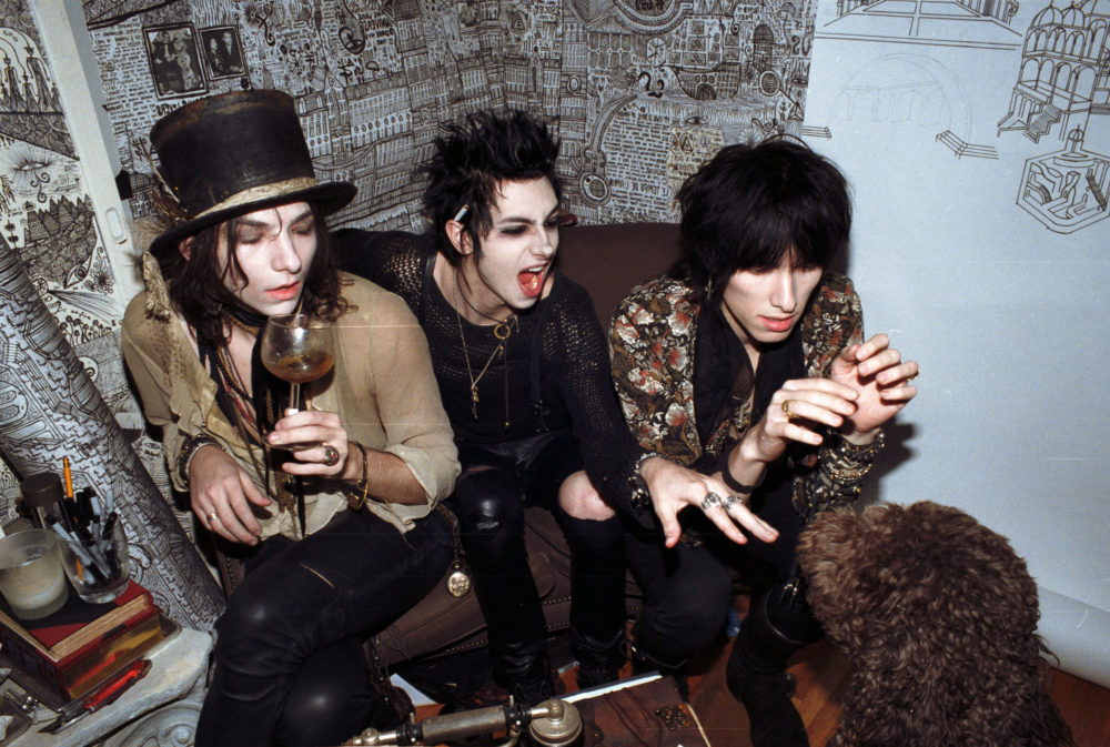 palaye royale dust of music group