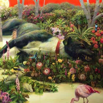 Rival Sons cover Feral Roots