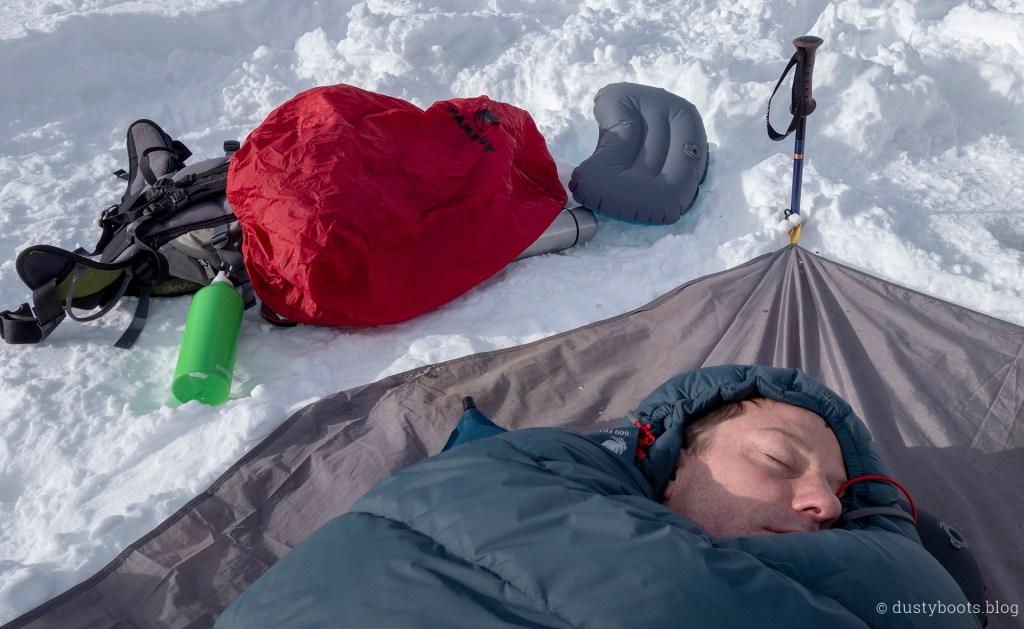 Schlafsack Serac 900