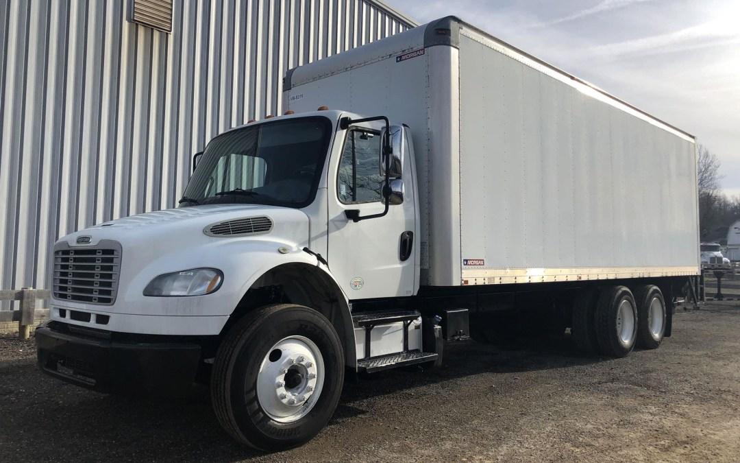 2013 Freightliner M2 Box Truck