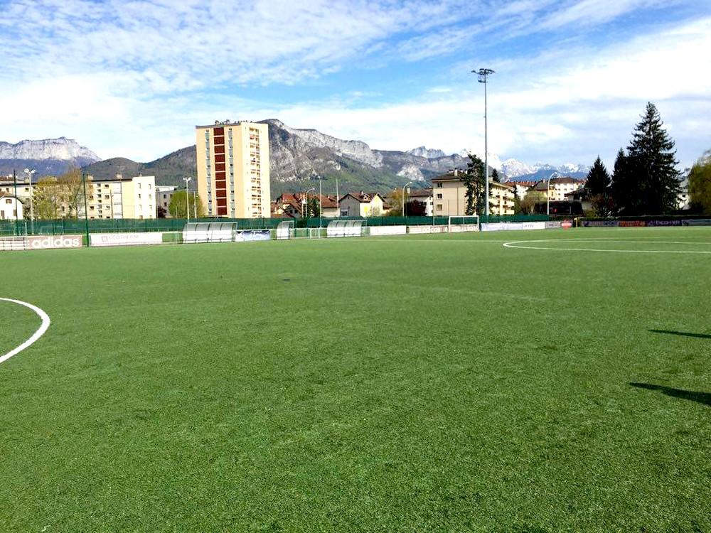 FOOTBALL CFA2 CHAMPIONNAT CORSE BORGO ANNECY