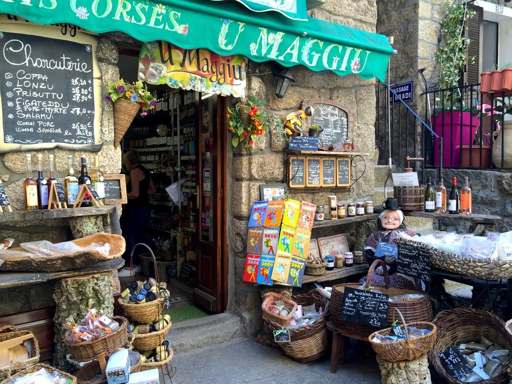 SARTENE CORSE CORSICA BLOG VOYAGE TOURISME VILLAGE 12
