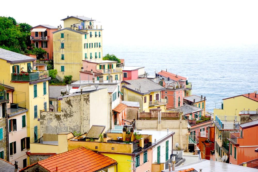 RIOMAGGIORE 5 TERRES ITALIE TOSCANE BLOG VOYAGE 09