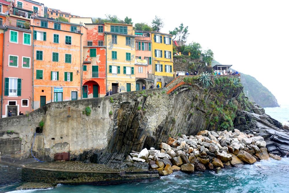 RIOMAGGIORE 5 TERRES ITALIE TOSCANE BLOG VOYAGE 28