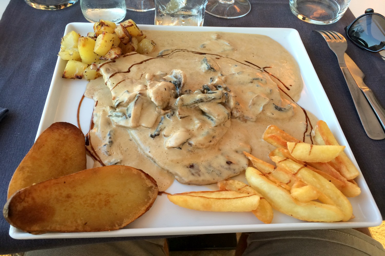 L'acula marina restaurant ile rousse bonnes adresses blog voyage road trip corse