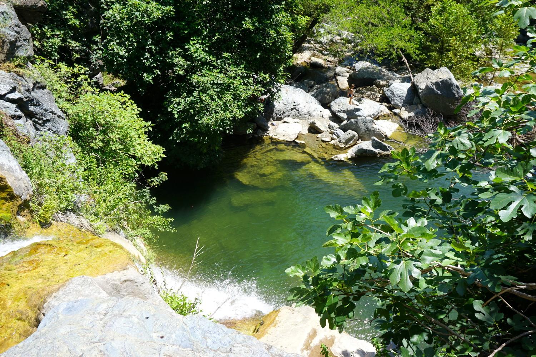 bassin santa lucia di moriani blog voyage corse road trip 03