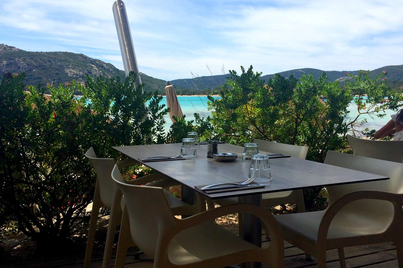 paillote les trois deux plage de santa giulia porto vecchio corse blog voyage road trip 02