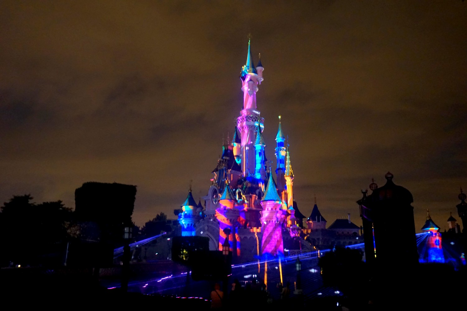 2 jours à disneyland paris parc attraction blog voyage découverte spectacle nocturne disney dreams