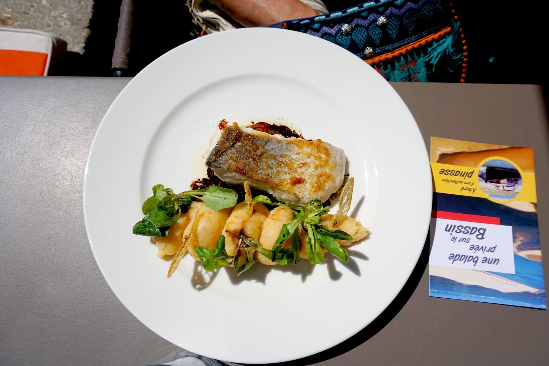pinasse café cap ferret bélisaire restaurant gastronomique blog voyage tourisme 06